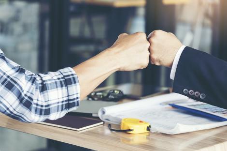 Wouldn't you prefer a Mortgage Partner versus a Mortgage Vendor?